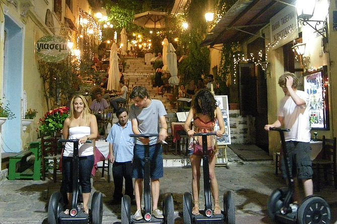 Athens Night Segway Tour