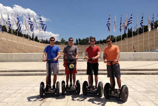 Athens City Highlights Segway Tour