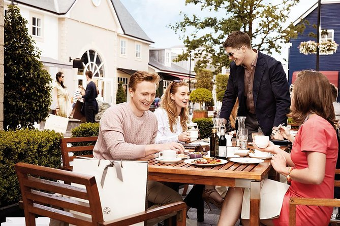 Kildare Village Shopping Trip from Belfast