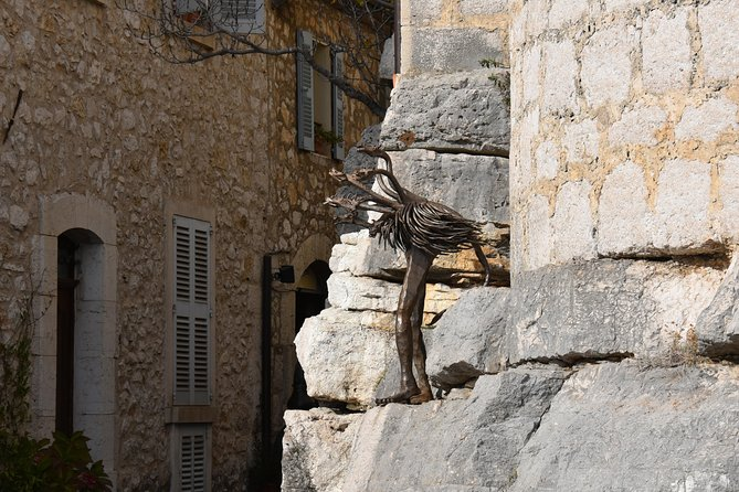 6-Hour Trip - French Alps and alpine villages - Gourdon, Tourrettes, Saint Paul de Vence