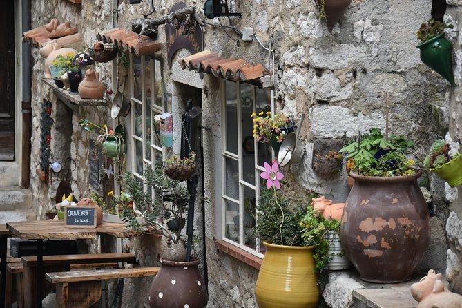 6-Hour Tour - French Alps and alpine villages - Gourdon, Tourrettes, Saint Paul de Vence
