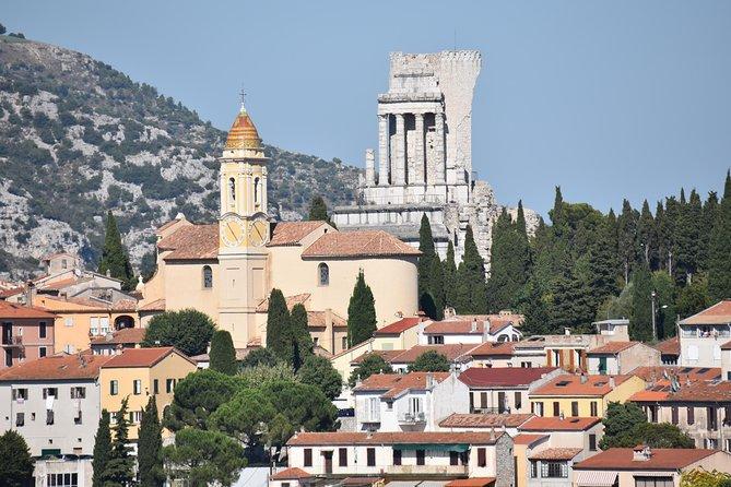8-Hour Tour to Medieval Eze, Laghet Catholic Sanctuary, Monaco & Monte-Carlo