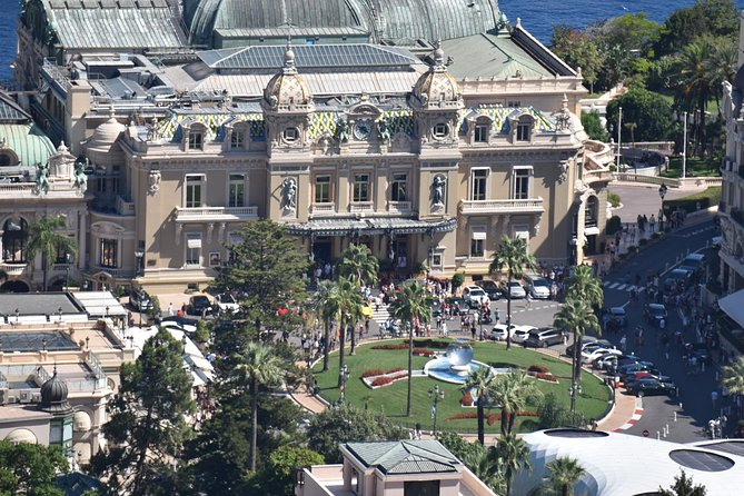 8-Hour Trip to Medieval Eze, Laghet Catholic Sanctuary, Monaco & Monte-Carlo