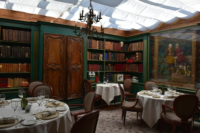 Provence Winemaking tour, and Gourmet TRUFFLE Restaurant