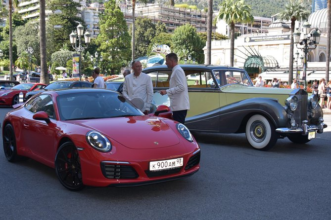 Monaco & Monte-Carlo Private Sightseeing Evening Guided Tour