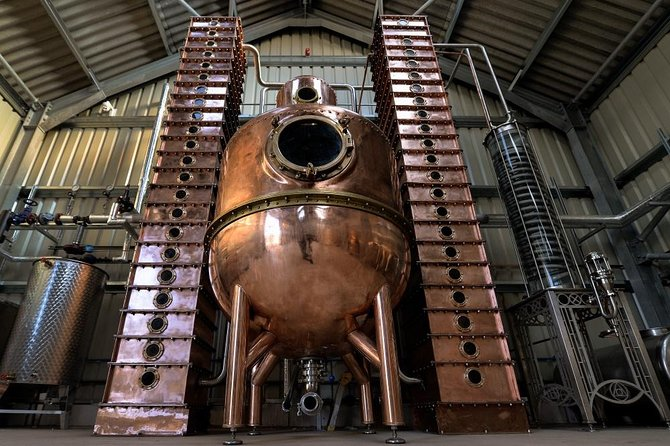 The Oxford Artisan Distillery Afternoon Tour