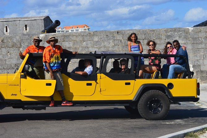 Funky Nassau Jeep Adventure