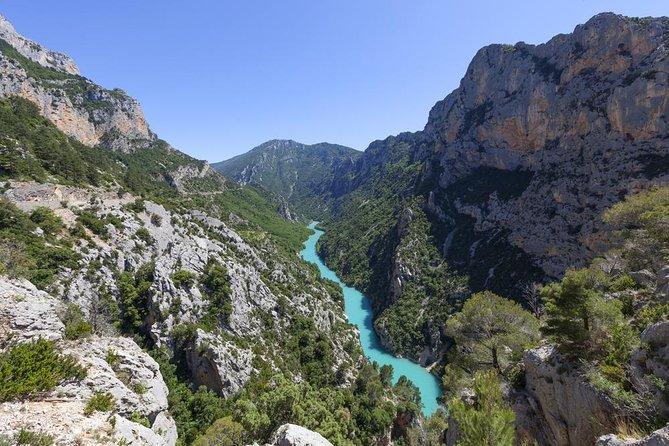 Excursión a Gargantas del Verdon y Moustiers Ste-Marie desde Aix-en-Provence.