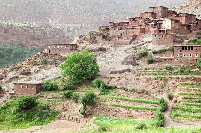 Non touristic day trip : Telouet, Ait Benhaddou, Ouarzazate & Atlas Road
