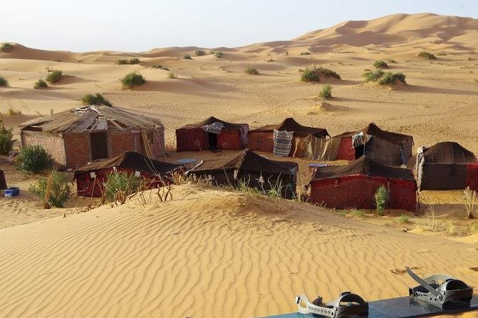 Private Moroccan Desert 3-Day Tour from Marrakech by 4x4