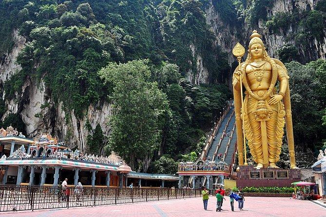 Batu Cave & Royal Selangor Pewter and Batik Visit