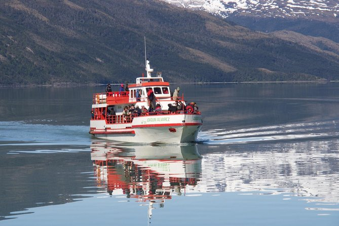 Sailing Chilean Patagonia through Balmaceda & Serrano Glaciers