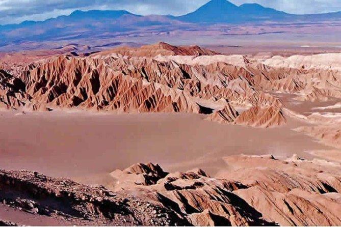 Excursão ao Vale da Lua e Vale da Morte saindo de San Pedro de Atacama