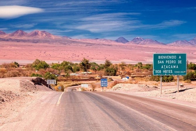 Transfer San Pedro de Atacama Hotels to El Loa Airport Shared Service