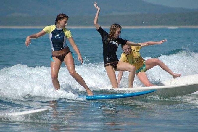 Surf Short Lesson