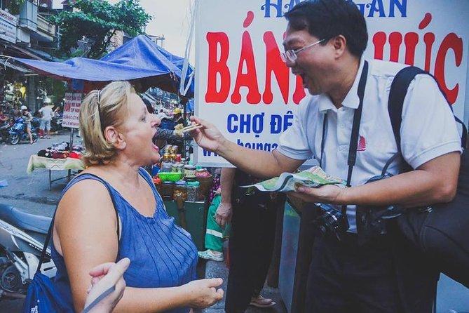 Hanoi Evening Foodie Tour