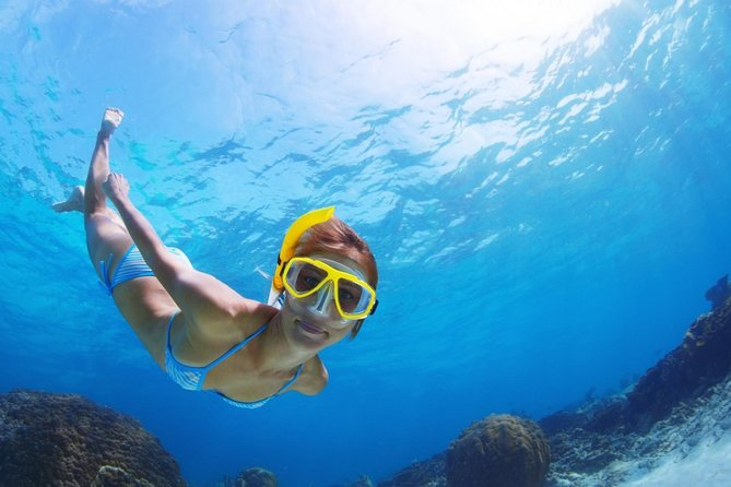 Snorkel and Beach Jeep Safari Tour in Curacao