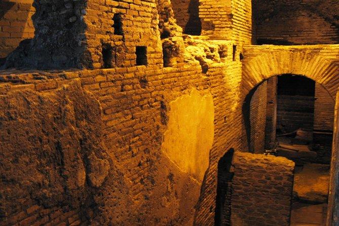 Rome Underground Gems Special Walking Tour