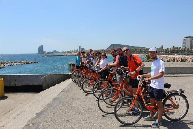 Tour à vélo de Barcelone