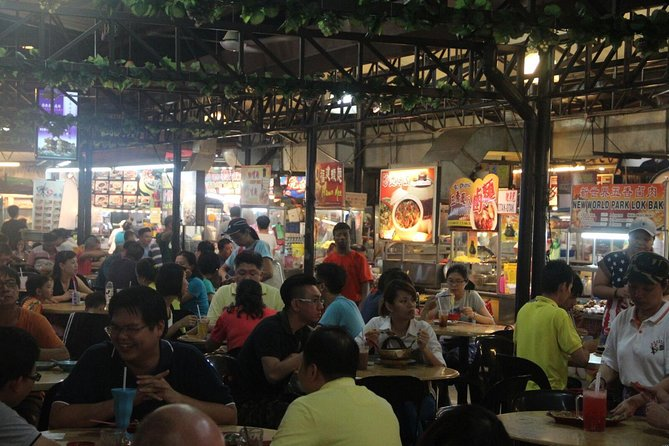 A Taste of Penang: Small Group Food Tour