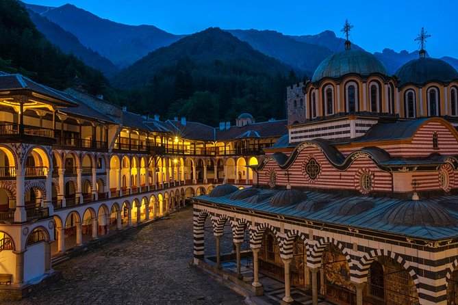 Full-Day Rila Monastery, the cave of St.Ivan and Boyana Church Tour from Sofia