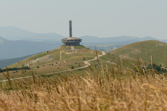 Buzludzha Monument and the Rose Valley Guided Day Tour