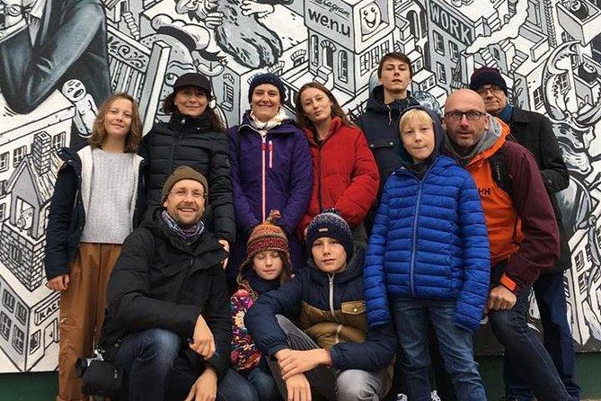 Berlin Street Art Private Walking Tour