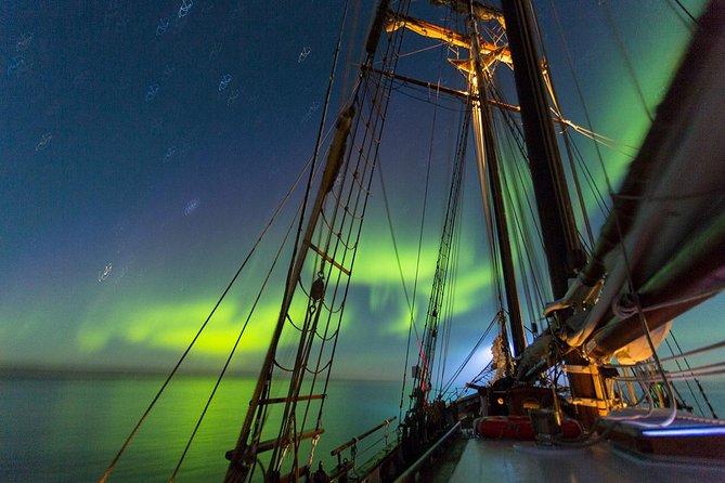 Crociera verso l'aurora boreale