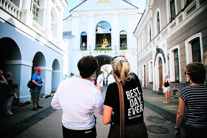 Vilnius Walking Tour: Old Town and Užupis Republic