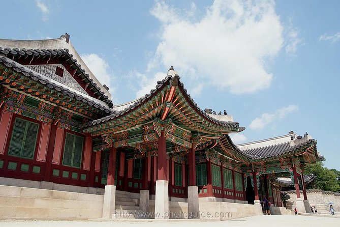 All in One Full Day Tour 1 (Two Palaces & Namdaemun Market & Insadong)
