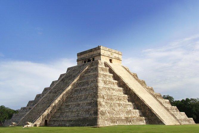 Exclusivo da Viator: Acesso antecipado a Chichén Itzá com um arqueólogo particular