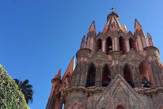 Private Tour: San Miguel de Allende Day Trip from Mexico City