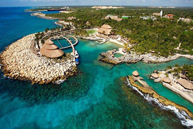 2-Day Isla Mujeres & Xcaret Basic Tour