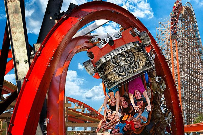 Six Flags Mexico General Admission Ticket