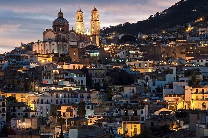 Private Tour: Taxco and Cuernavaca Day Trip from Mexico City