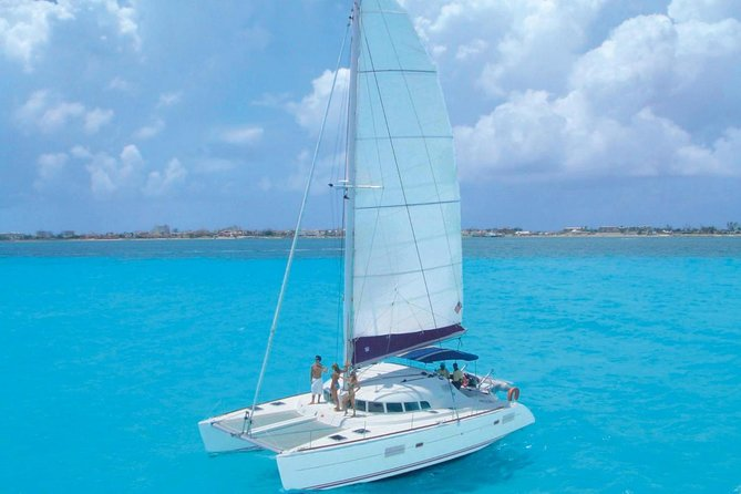 Half-Day Sailing Trip to Isla Mujeres from Cancun