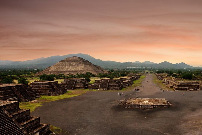 Small Group: Afternoon Guided tour to Teotihuacan from Mexico City