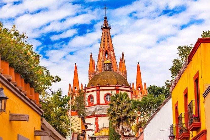 San Miguel de Allende day trip From Mexico City