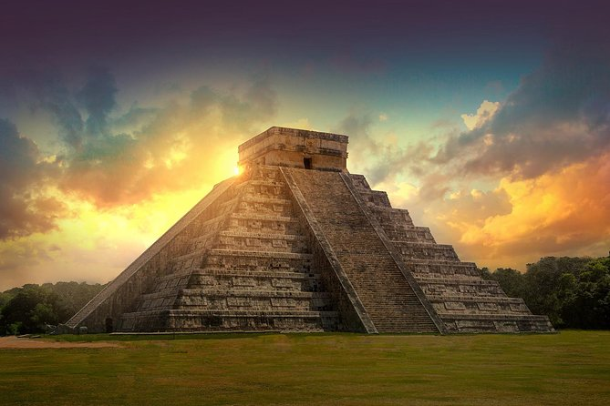 Low Cost Day Trip to Chichen Itza, Valladolid with Cenote Swim and Lunch
