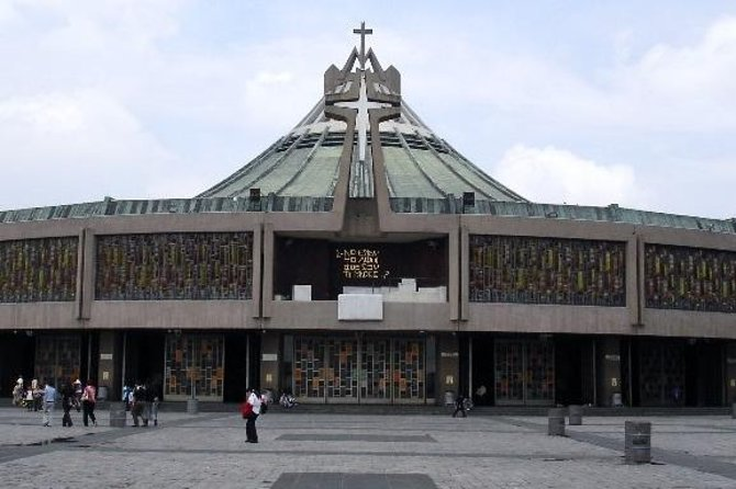 Shrine of Guadalupe Tour in Mexico City