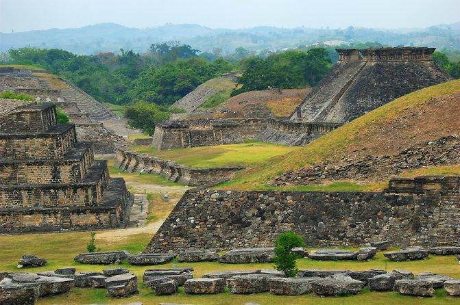 El Tajín Ruins and Papantla Day Trip from Veracruz