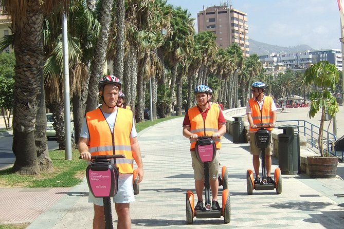 Glide around Malaga by Segway on an exciting cruise excursion!