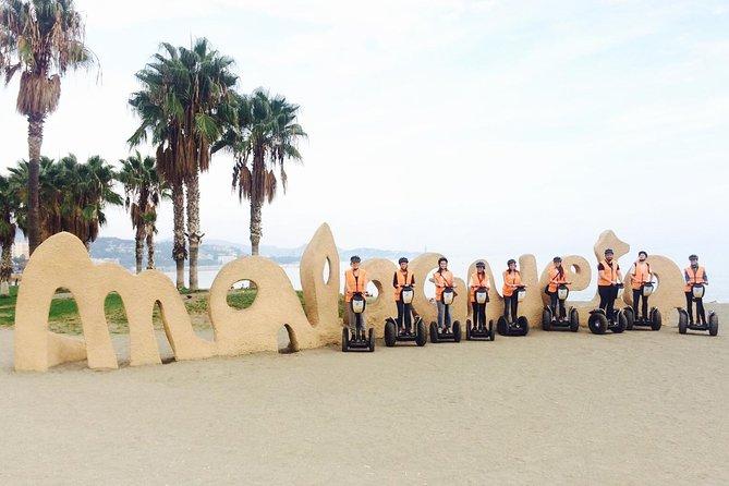 Segway Málaga Tour: visit the park and harbour