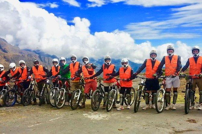 Inka Jungle Trek to Machu Picchu 4 Days and 3 Nights