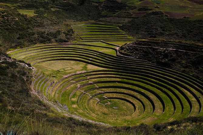 Moray Terraces and Maras Salt Pools Half-Day Tour from Cusco