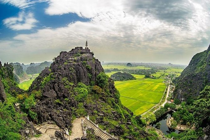 Luxury Ninhbinh Hoa lu - Mua cave - Tam coc 1 day tour from Ha noi city photo 1