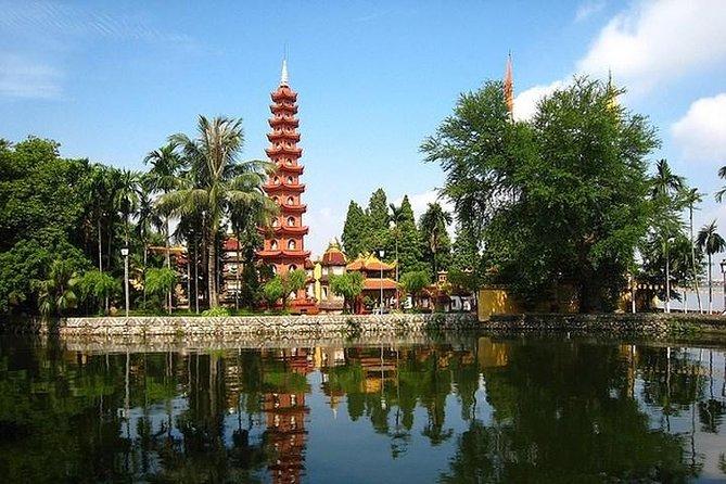 Hanoi City Tour (small Group)