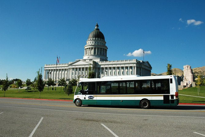 Salt Lake City Sightseeing Tour
