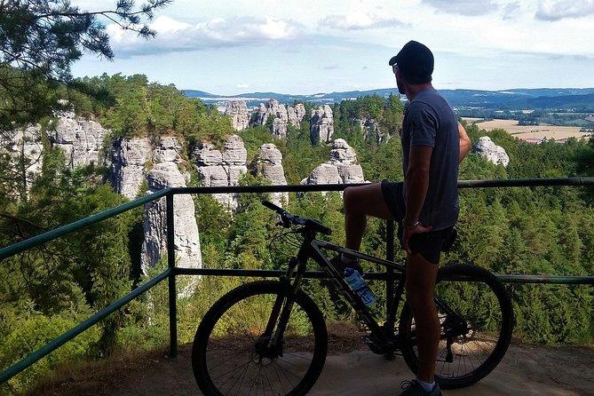 Bohemian Paradise Bike Tour of the Golden Path