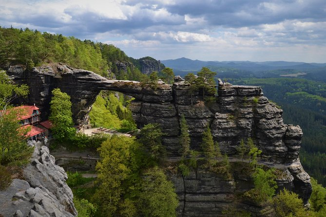 Bohemian Switzerland National Park: Hiking Tour from Prague